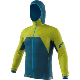 Dynafit Tour Wool Thermal Hoody Heren, moss